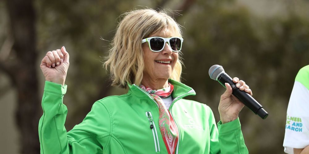 Olivia Newton-John in September last year. Photo: Getty