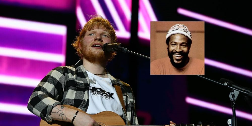 Jury to rule if Ed Sheeran ripped off Marvin Gaye