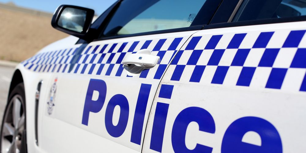 Man charged with breaching VRO after car chase