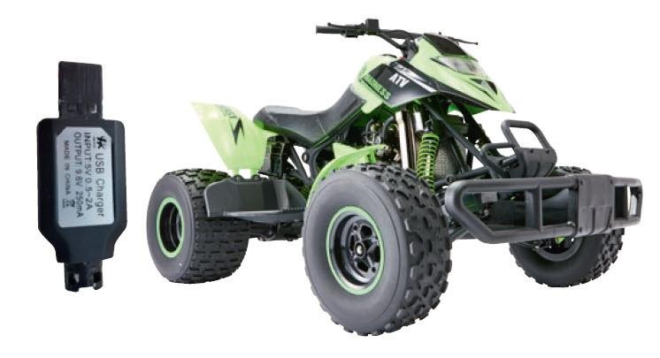 Kmart recalls quad bike toy after claims it caught fire while charging