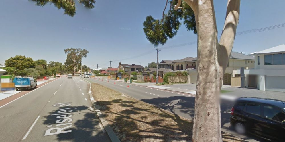 Child rushed to hospital after being hit by car in Booragoon