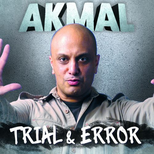 Akmal Saleh's Trial and Error show to be performed at Perth Fringe Festival