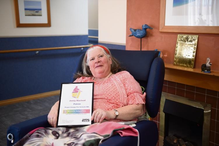 Port Kennedy woman's volunteer work recognised