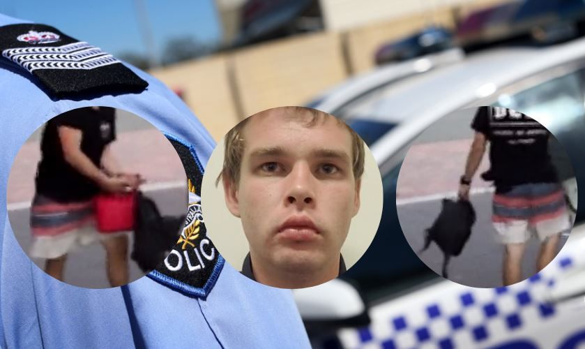 Police are searching for Dylan O'Donnell.