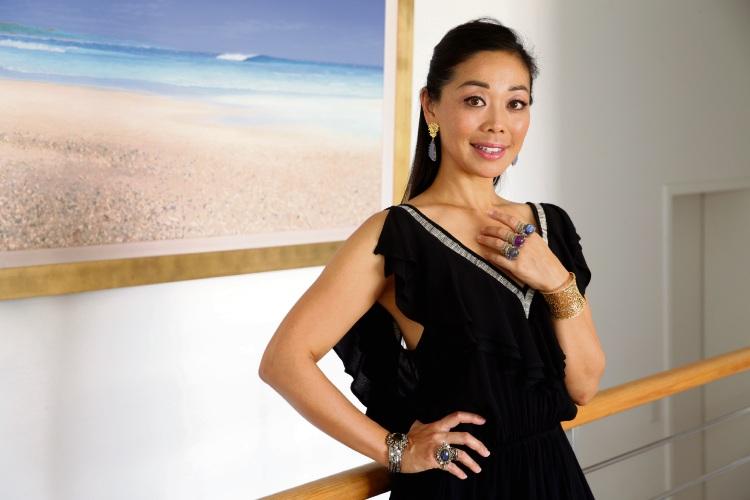 Keiko Uno (Scarborough) . Picture: Martin Kennealey www.communitypix.com.au   d489826