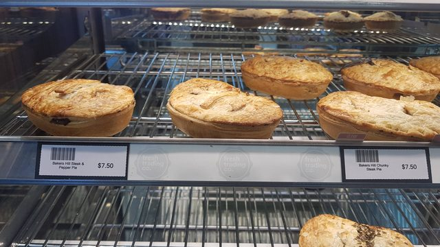 Is this servo selling Perth's most expensive pie?