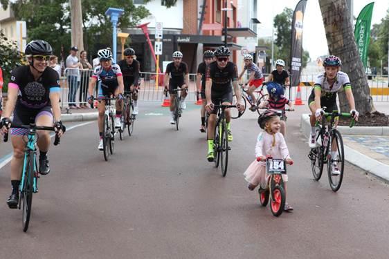 The Ring Summer Criterium Cycling Series coming to Mandurah