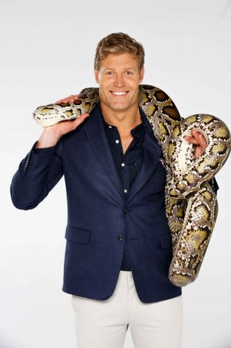 Dr Chris Brown promises more twists & turns on I'm a Celebrity. PHOTOGRAPH BY NIGEL WRIGHT.
