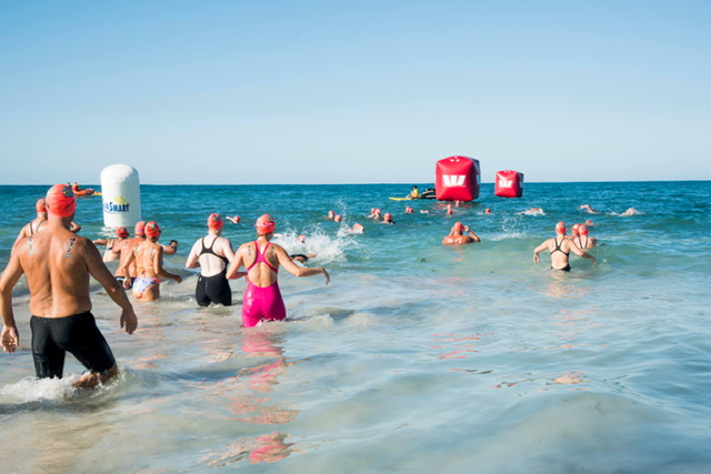 Shorehaven Beach to hold clinics in lead up to hosting Swimming WA's Open Water Swimming Series