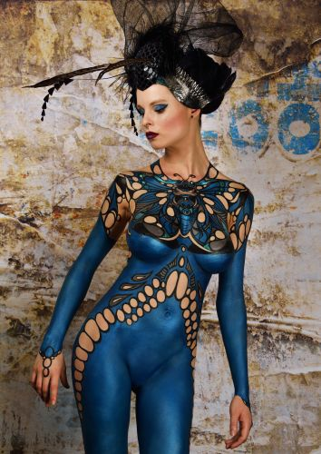 The Wonders of WA Body Painting Competition will showcase the unique artform.