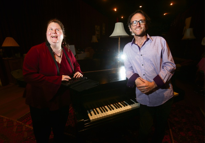 Playtime with Grace and Fergus: The Musical Fringe World