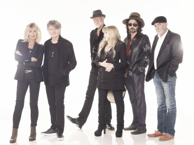 Fleetwood Mac will be at RAC Arena on August 9.