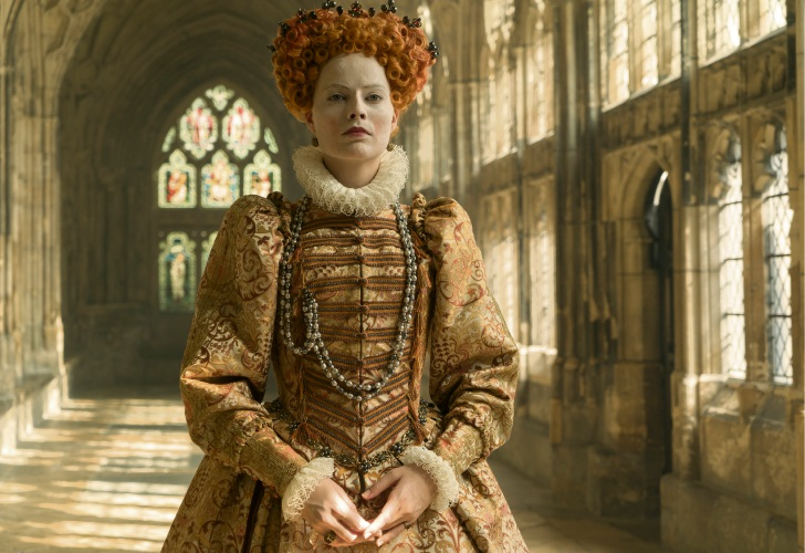 Mary Queen of Scots film review: fails in its quest