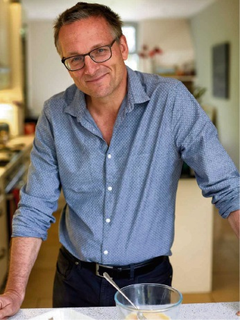 Michael Mosley brings health book The Fast 800 to Joondalup.