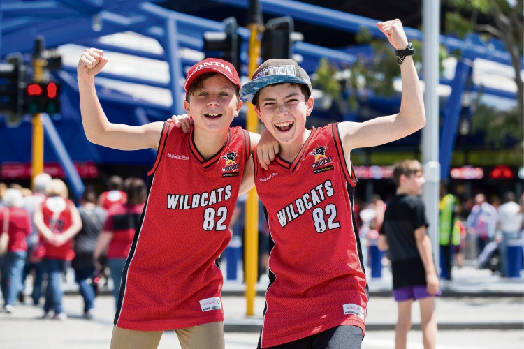 Basketball: Perth Wildcats and Perth Lynx stars to hold Community Fan Day in Noranda