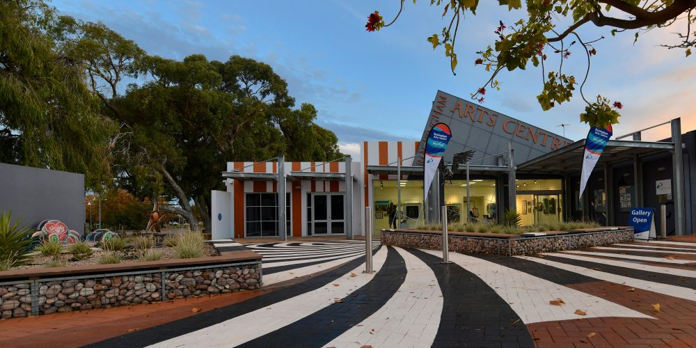 Local artists will be showcased at Rockingham Arts Centre.