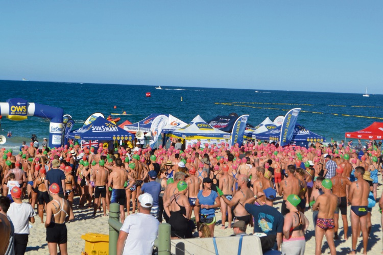 Swimming WA to host Australia Day Swim at Sorrento Beach