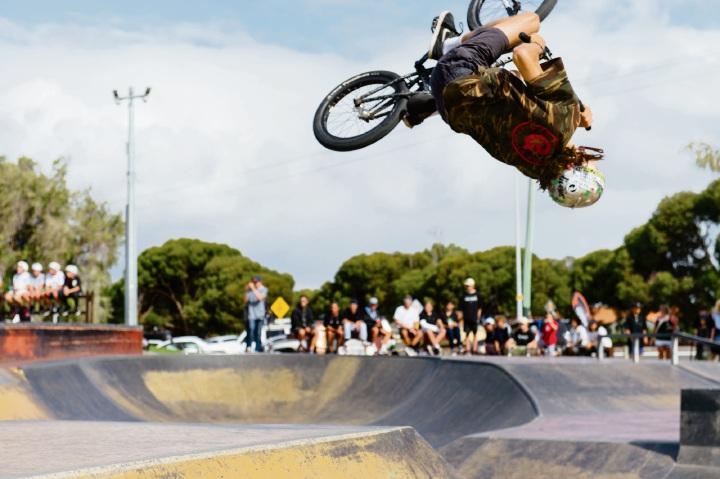 The Skate Park Festival will run each Saturday in February.