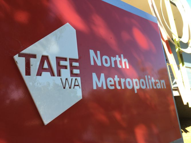 North Metropolitan Tafe.