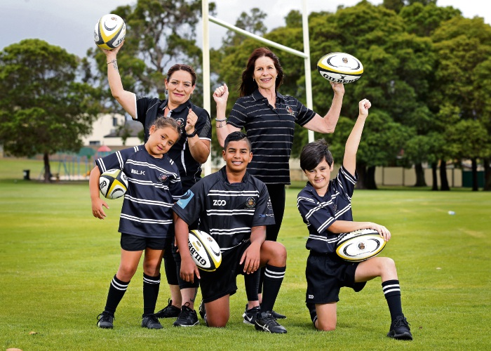 Perth-Bayswater Rugby Union Club named a finalist in RAC Sports Star Awards