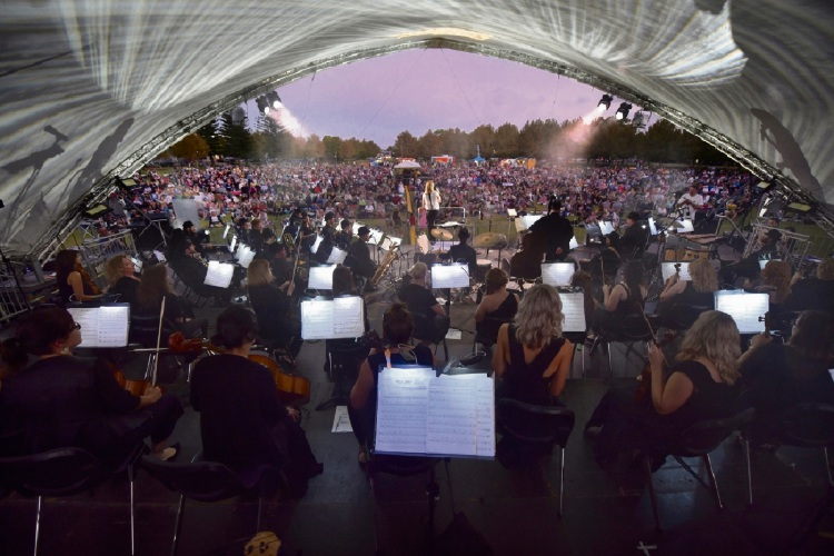 Perth Symphony Orchestra to perform at Romance on the Green