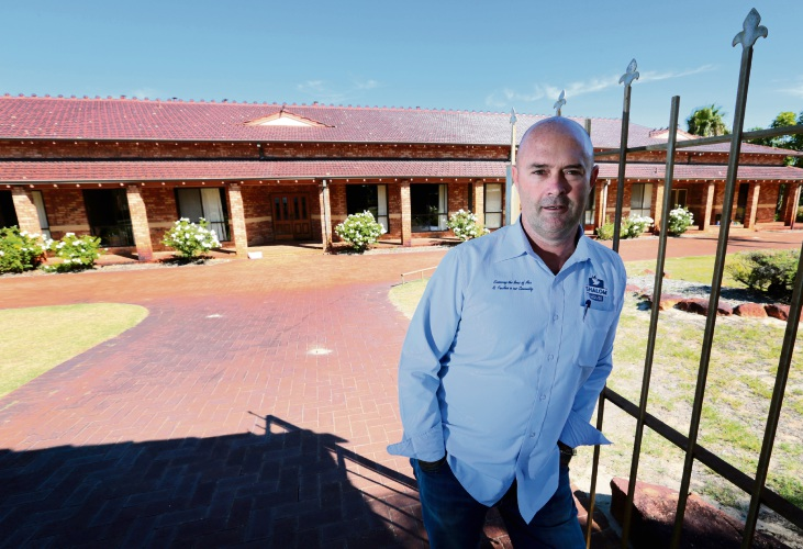Hearing begins to decide fate of Shalom House in the Swan Valley