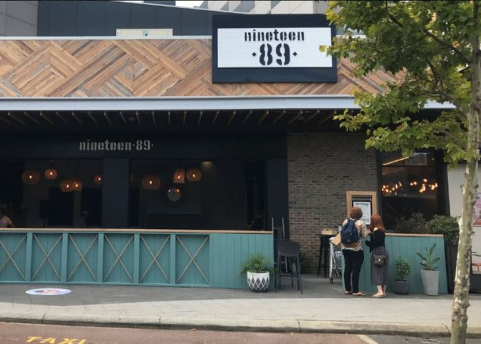 Bar Nineteen 89 opens in Rockingham