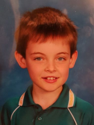 Police search for missing Kinross boy Chay (9)