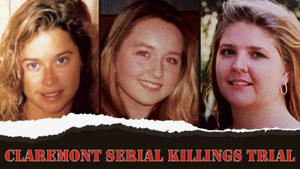 Claremont serial killings: prosecution describes a man who didn't deal well with marriage breakdown