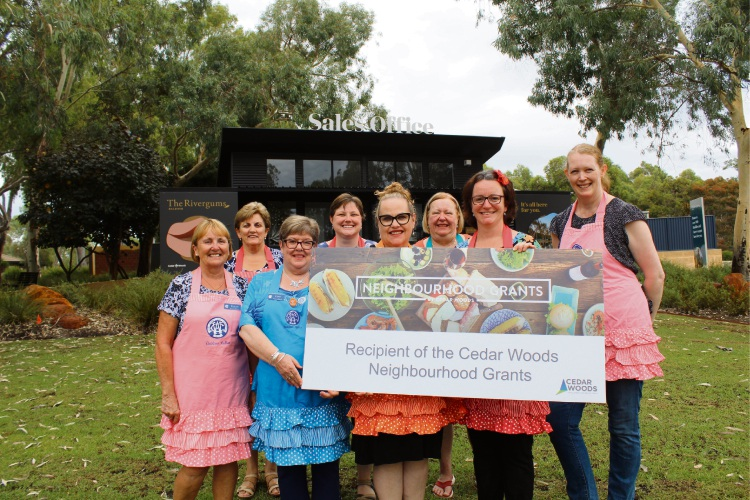 Baldivis Belles use grants for free CWA memberships