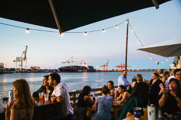 Fremantle: Gage Roads pop up venue coming to B-Shed
