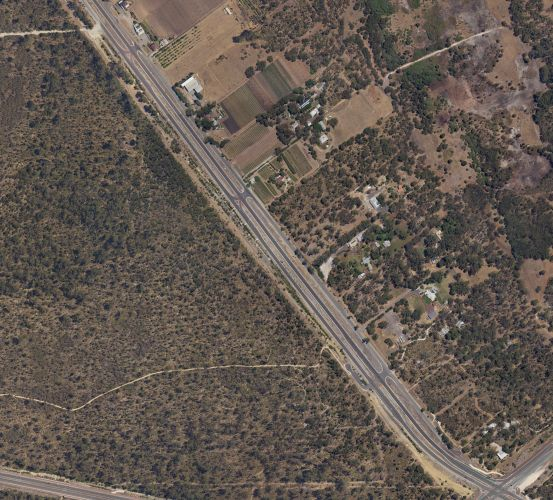 Wanneroo Road, Neerabup. Picture: EagleView