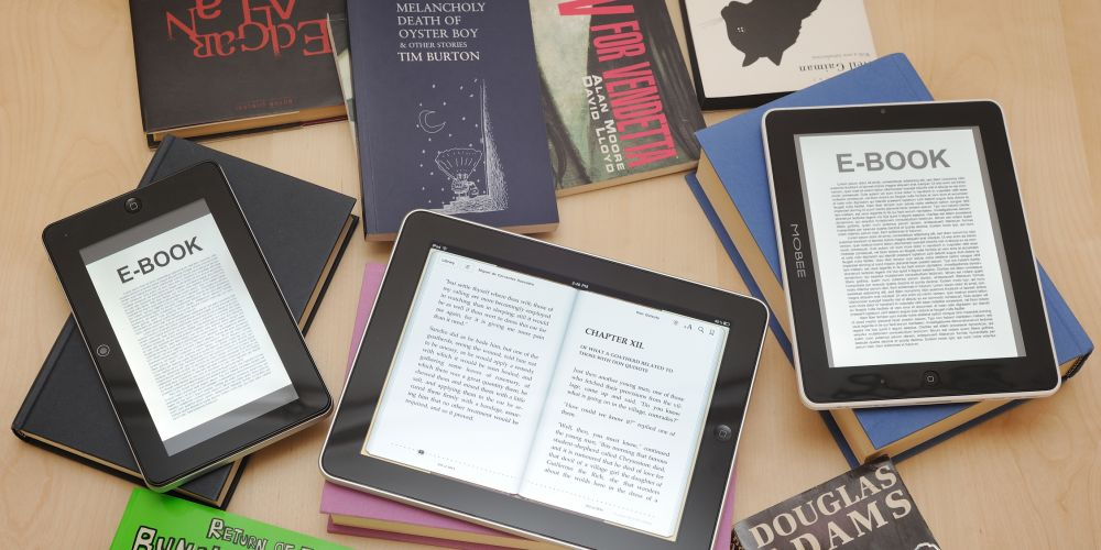 The Great Debate: Which is better paper books or ebooks?