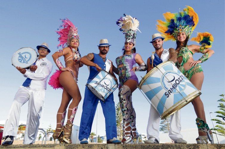 Brazilian Beach Carnaval bringing flavours of Brazil to Scarborough