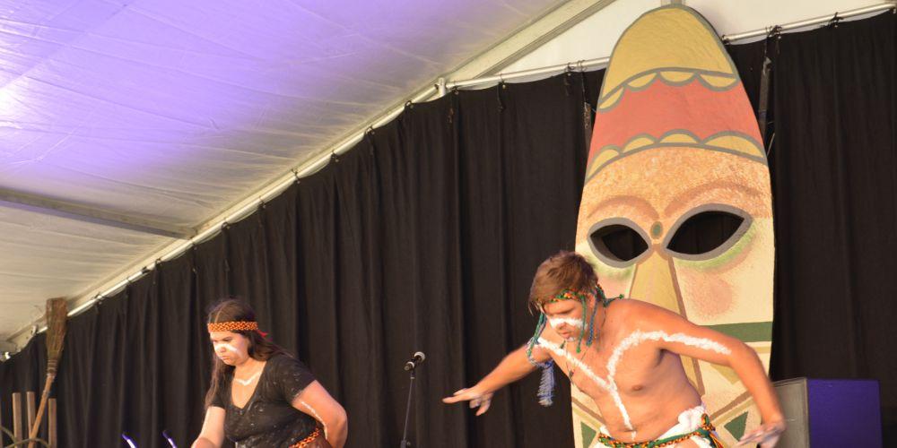 The Corymbia Festival.