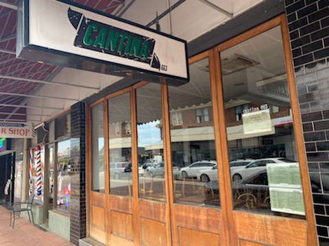 Cantina663 announces closure after 10 years.