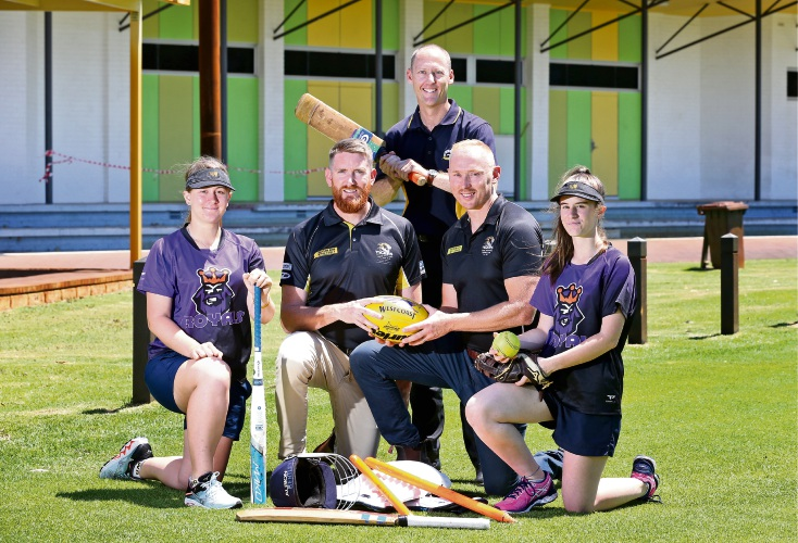 New lights for Wyong Reserve in Bentley