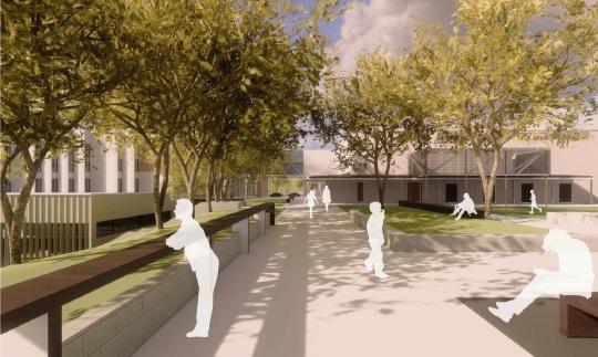 Balcatta SHS redevelopment construction starting soon