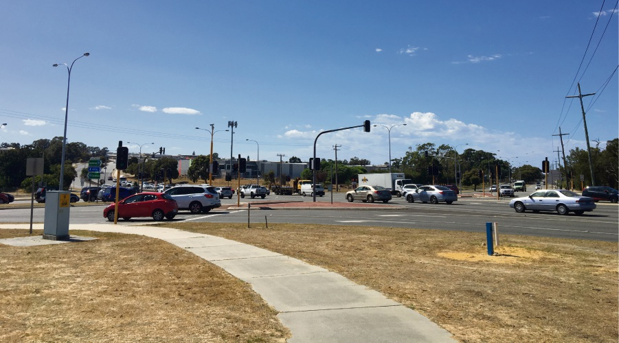 Construction of the Wanneroo Road-Ocean Reef Road interchange is expected to start this year.