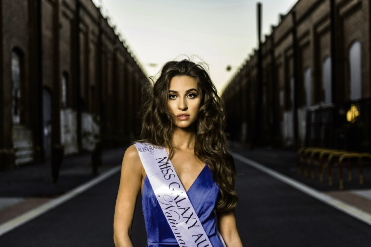 Mindarie model hopes to be third time lucky in Miss Galaxy Australia 2019