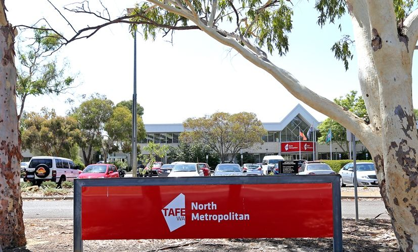 Midland Tafe will be developed as a training centre for Metronet jobs. Picture: David Baylis d491299