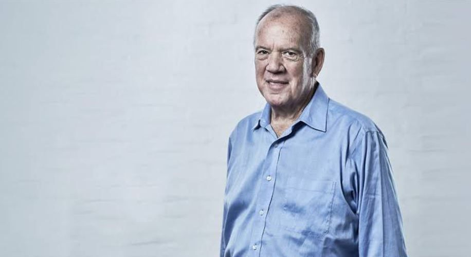 TV legend Mike Willesee dies at 76
