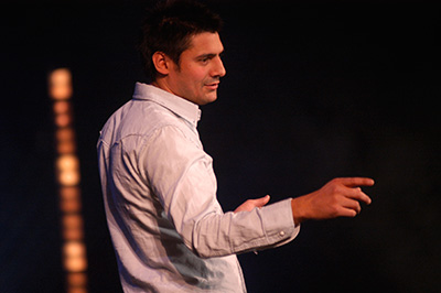 Danny Bhoy is in an Age of Fools at Astor Theatre