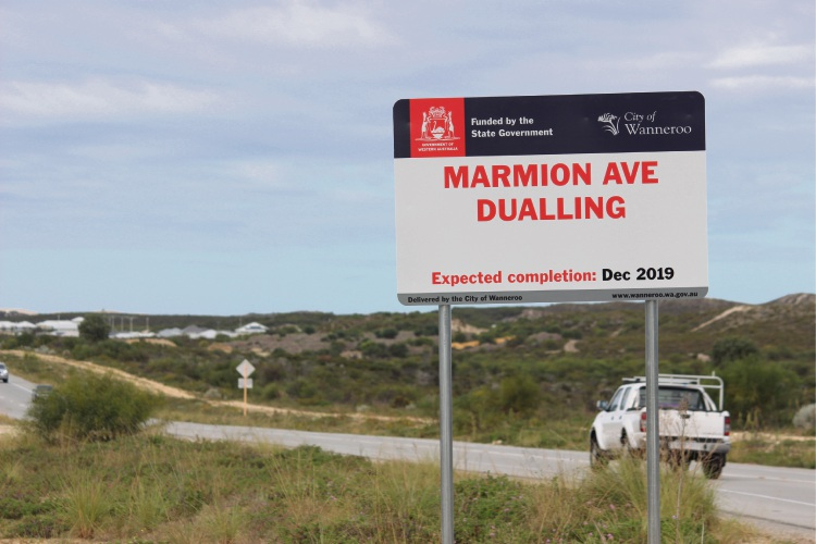 Marmion Avenue. File Picture: Community News