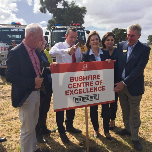 Nambeelup: Site chosen for a new $18 million Bushfire Centre of Excellence