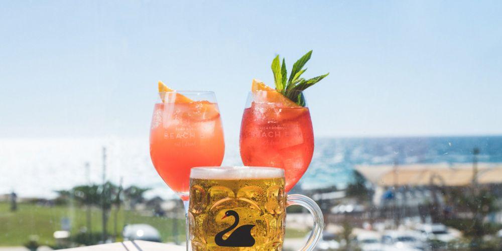 Scarborough Beach Bar. Pic credit: Scarborough Beach Bar/Facebook