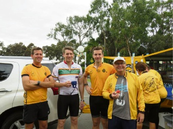 Mandurah: Ride for Health and Wellbeing this weekend