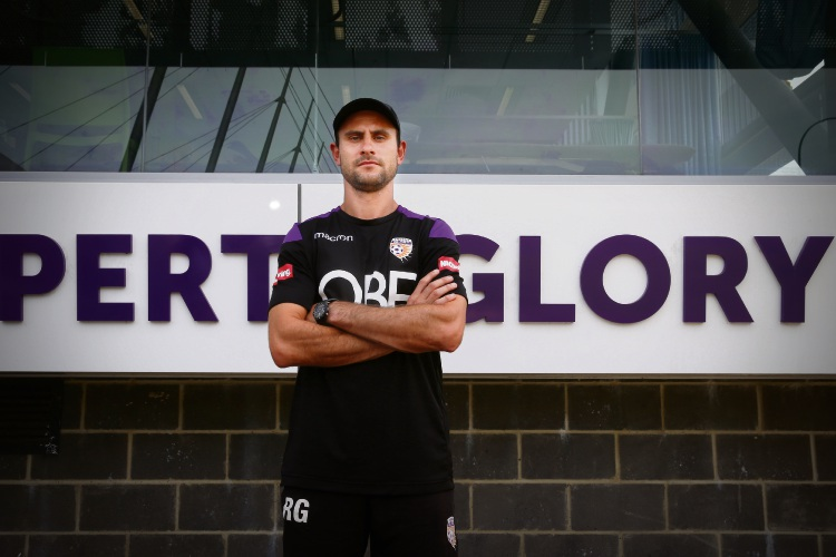 Former Socceroo and new Perth Glory NPL coach Richard Garcia. Picture: Andrew Ritchie www.communitypix.com.au   d491324