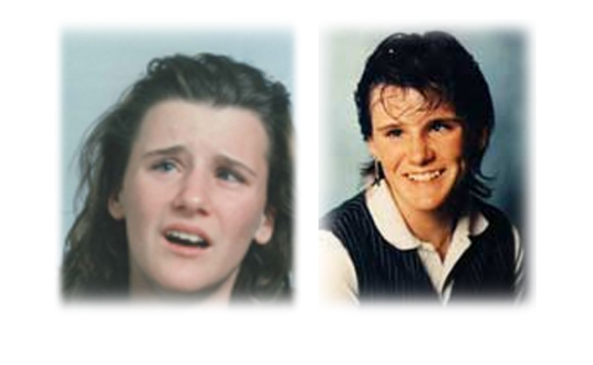 Radina Djukich, 14, vanished in May 1992. Pictures: Supplied