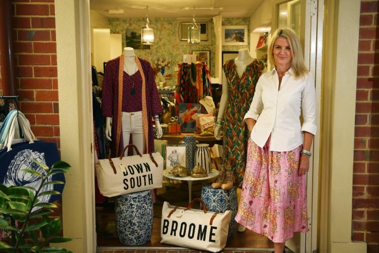 d491121 Jordan Baker owner Jane Moffat Picture: Andrew Ritchie www.communitypix.com.au